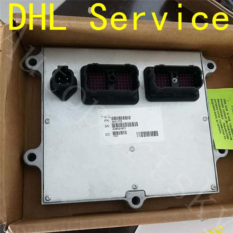 4921776 pour Komatsu pelle PC400-8, PC400LC-8, PC450-8, PC450LC-8, PC550LC-8 pour Cummins QSB6.7 moteur ECU moteur contrôleur