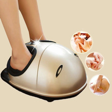 Foot Massage Relaxant Heating Therapy Reflexology 3D Foot Massager Beauty and Health Care Infrared Shiatsu Feet