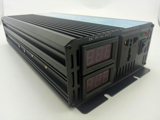 2500 W 48VDC Off Grid Inverter Solare per il 110VAC o 220VAC elettrodomestici, aumento di Potenza 5000 W Puro Inverter A Onda Sinusoidale2500 W 48VDC Off Grid Inverter Solare per il 110VAC o 220VAC elettrodomestici, aumento di Potenza 5000 W Puro Inverter A Onda Sinusoidale
