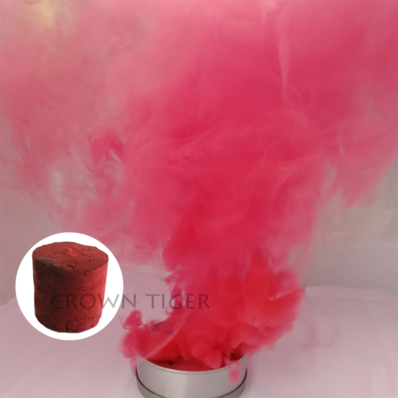 Color Magic smoke props Tricks Fun Toy smoke cake fogPyrotechnics scene magic trick studio photography Video backgroud Magician ...