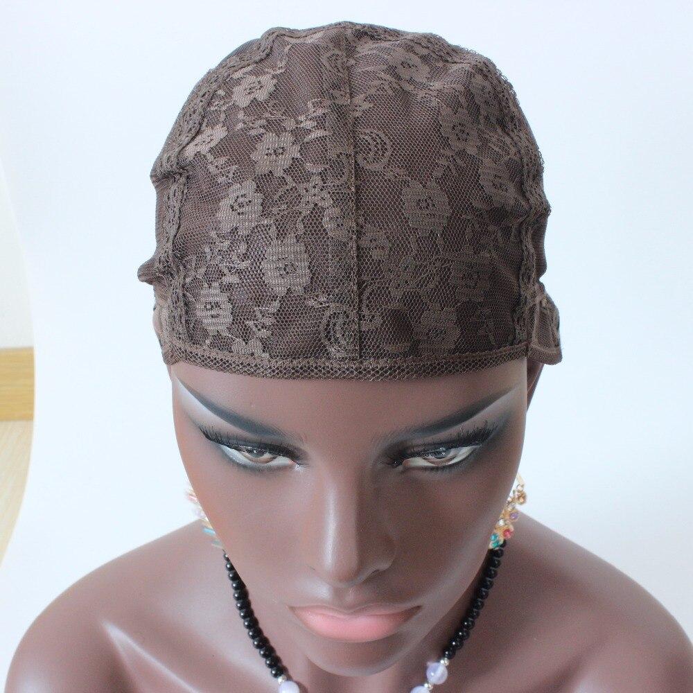 M 1pc Lot Wig Making Caps Swiss Lace Lace Front Wig Cap