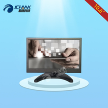 ZB106TC-V59/10.6 inch 1366×768 16:9 720P HDMI VGA Metal Shell Wall-Mounted Industrial Medical Touch Monitor LCD Screen Display