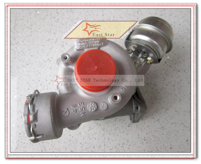 GT1749V 717858-5009S Turbocharger Turbo Core For AUDI A4 A6 Skoda Superb VW Passat B5 2000-05 1.9L TDI AFV AWX BPW (1)