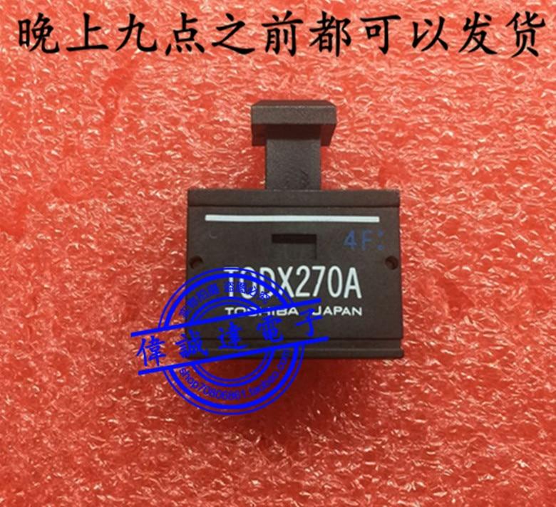 Здесь продается  1PCS TODX270A T0DX270A   DIP10 NEW  Электротехническое оборудование и материалы