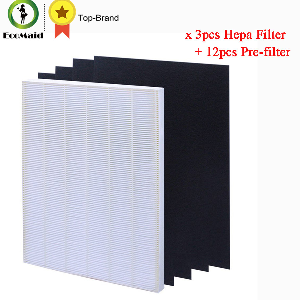 HEPA Filter Plus 4 Carbon Replacement Filter for Winix Air Cleaner 115115 Series Filtation Accessory Replacement 3 packs replacement hydac hydraulic filter replacement 0160d010bn3hc