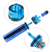 MODIKER 2019 FB Spear Front Gearbox Piston Air Cylinder Head Nozzle Noise Reduction Kit for JinMing 8/9 M4A1Water Gel Blaster