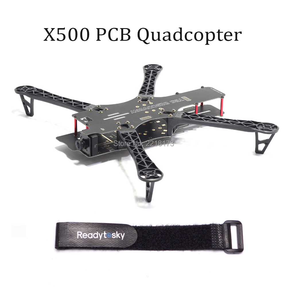 Reptile X500 500 500mm PCB Quadcopter Frame kit for TBS Team BlackSheep