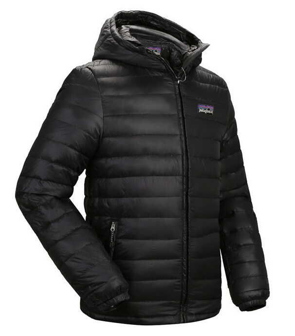 2015 invierno marca hombres abajo chaqueta nueva corea