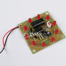 DIY Kits Electronic Lucky Rotary Kit Electronic Parts and Components for Arduino