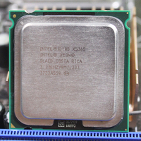 INTEL XEON QUAD CORE 3.0 GHZ CPU X5365 SLAED 8MB L2 1333 MHz FSB PROCESSOR work on LGA 775 motherboard