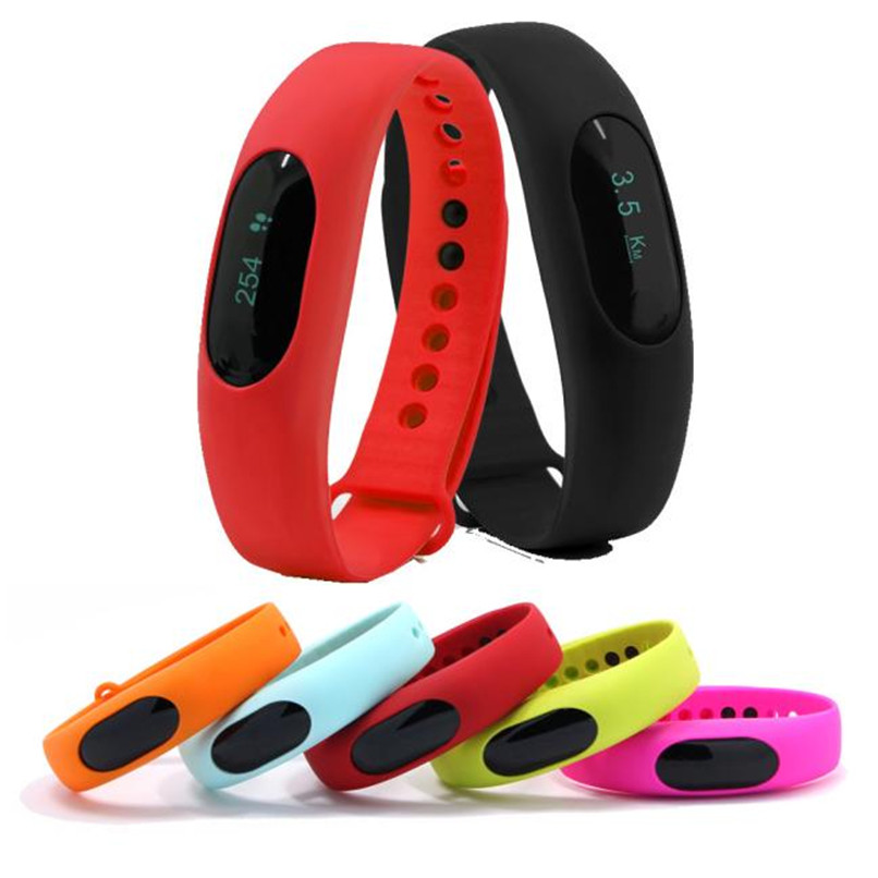 Newest Best Price Sport Smart Bracelet For Android IOS Bluetooth Sport Running Fitness BL05 Free Shipping