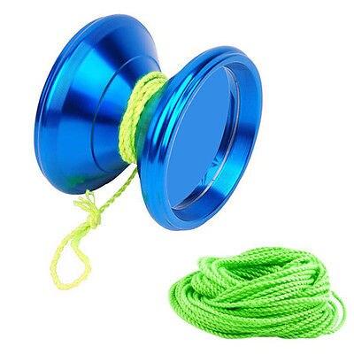 10x Yo Yo Strings 100 Percent Polyester Yoyo String Rope Neon Green