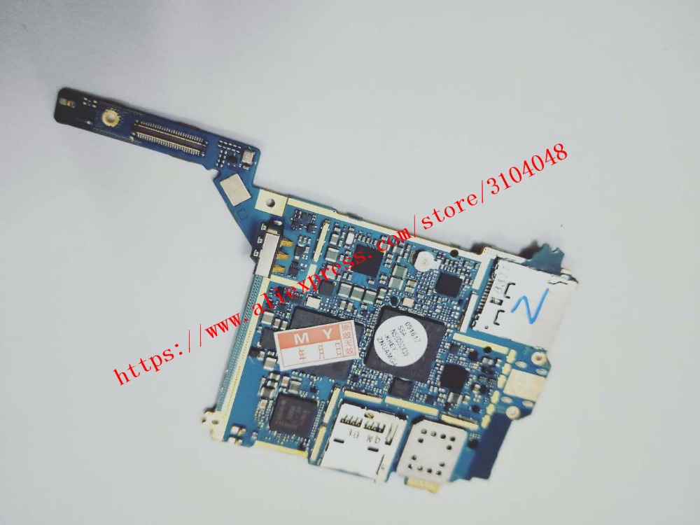 Circuit carte Principale Carte Mère PCB pour Samsung GALAXY S4 Zoom SM-C101 C101