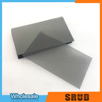 50pcs/Lot 7.9 9.7 inch Universal LCD Polarizer Film For  LCD Screen Polarizer Repairs Part