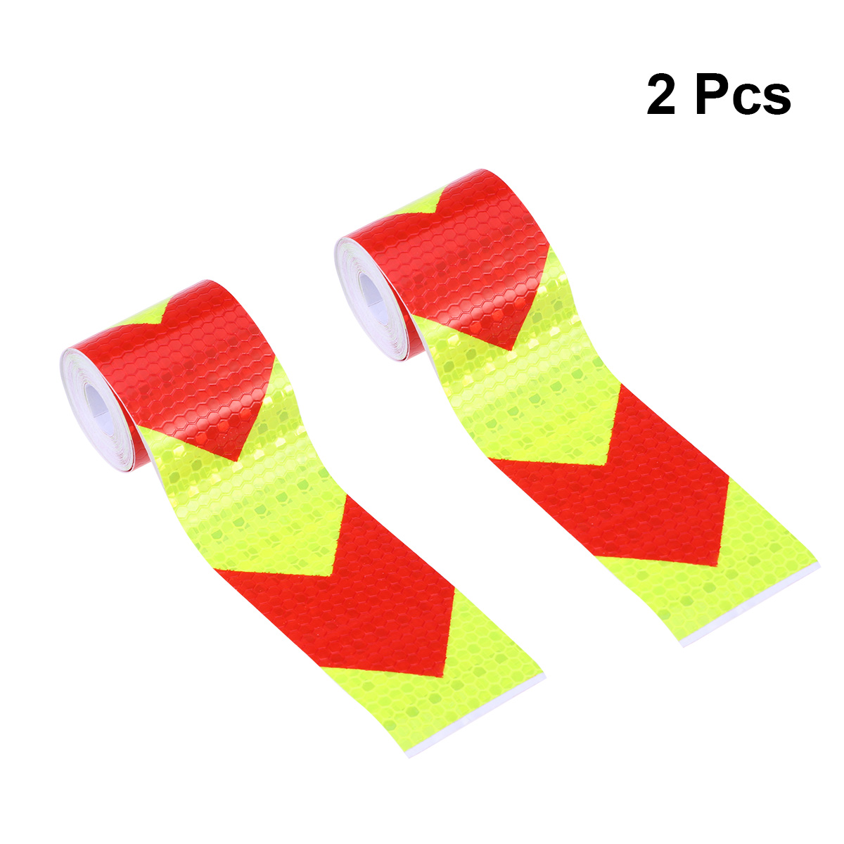 Tape Auto Truck Self-adhesive Arrow Tape Strip  Night Safety Reflective Strips