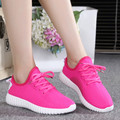 Women cool sport and outdoor running shoes lady cute mesh breathable trainers female casual soft shoes Zapatillas femeninas