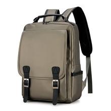 2019 Man Shoulders School bags Waterproof Nylon Computer anti theft laptop travel canvas backpack men women mochila bagpack bag
