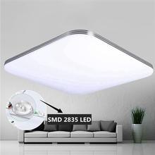 Горячая 24 Вт 1400LM Энергоэффективный светодиодный потолочный светильник для кухни, ванной, столовой