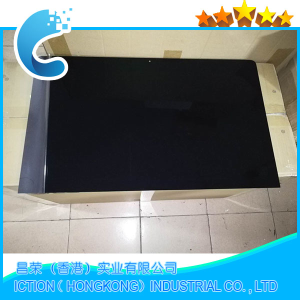 Original Mid 2017 for iMac 27 A1419 5K Full LCD Screen Display Assembly LM270QQ1 SD C1