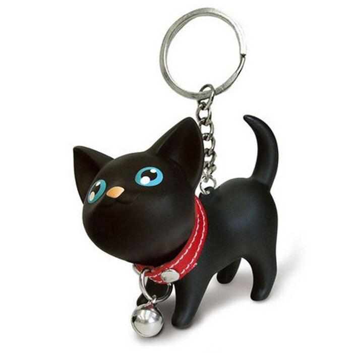 Schlüsselring Schlüsselanhänger Kätzchen Kitty Katze cat keyring key holder