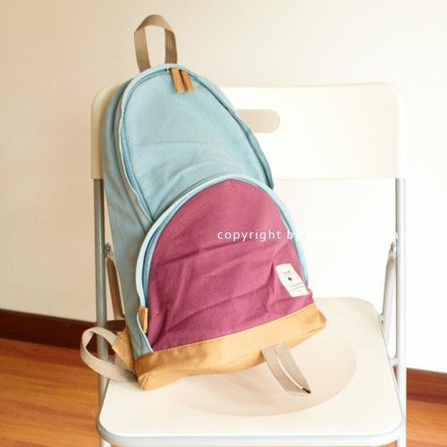 Aqualandia export Sen female line new hit color canvas shoulder bag backpack  schoolbag tide female bag 92e567746f