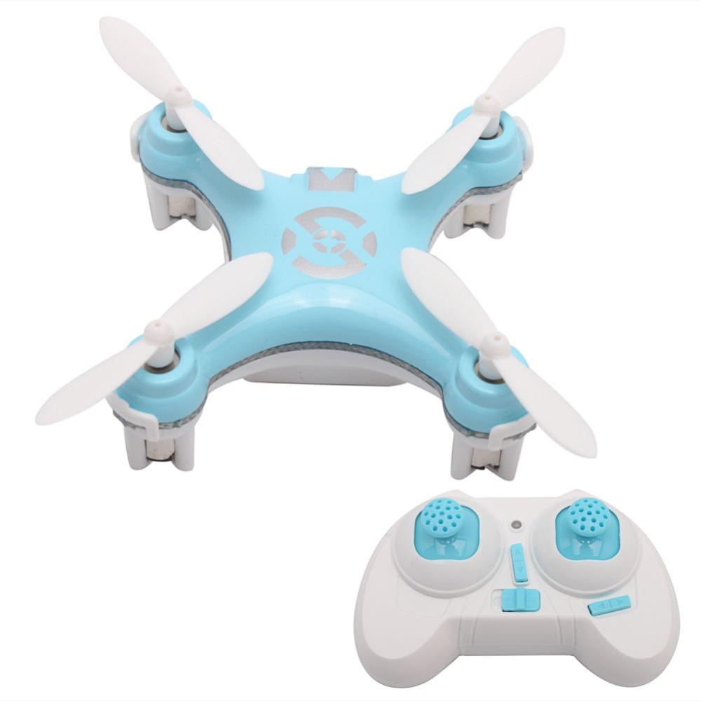 Cheerson CX10 CX-10 2.4G 4CH 6 Axis LED Gyro RC Quadcopter RTF Mini Drone