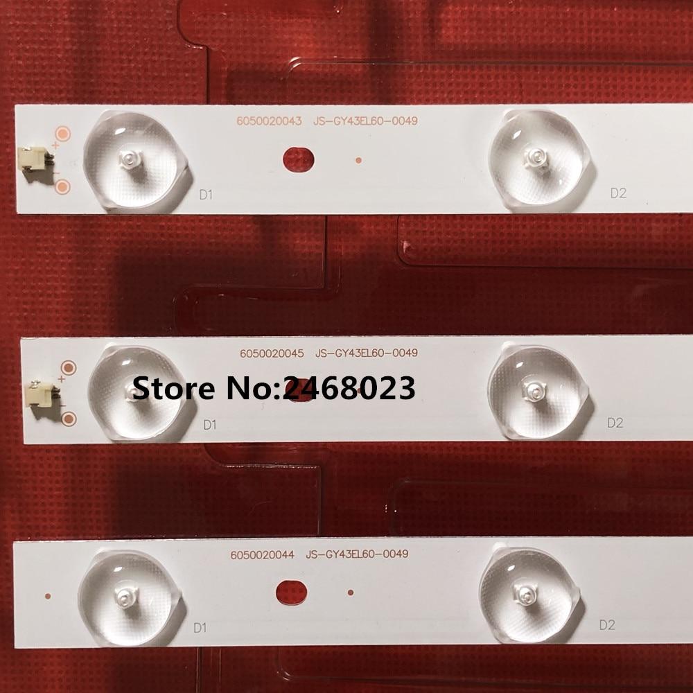 LED Backlight For IC-A-HWT32D042 B2C6 D6Z6 180-W00-320000H 1pcs = 10lamp 63cm