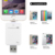Multifuncional hd u-dick relâmpago de dados para iphone5s/6/ipad/ipod, micro usb flash drive para iphone/pc/mac 8g/16g/32g/64g