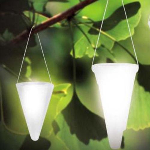 Aliexpresscom Buy Solar Outdoor Garden Lamps Hanging Tree