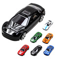 4 pcs/set Alloy Models Toy Car Children Educational Toys Model For Boys 1:72 Christmas gift Action Figures Dolls Classic Toys