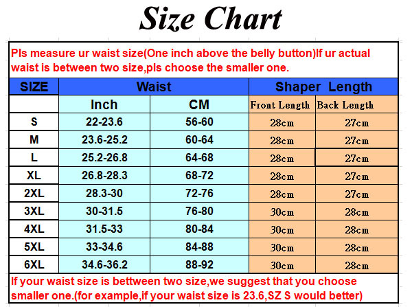 Us 10 99 Women Body Shaper Trimmer Waist Cincher Shapewear Girdle Corset Slimming Belt Size S 6xl With 9 Spiral Steel Boned Di Bustiers Korset