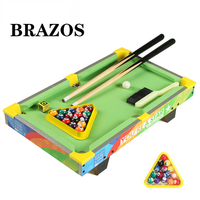 Children Pool Table Toy Snooker Billiard Table Mini American Billiard Tables Billiards Ball Game Kids Gifts Accessories