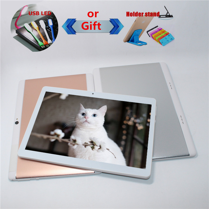 bilder für Verkauf! 10,1 ''Android 6.0 Tablet PC MTK6582 1280*800 Ips-bildschirm Quad Core HD 3G GSM WCDMA anruf PC 16G ROM 1G RAM Metall shell