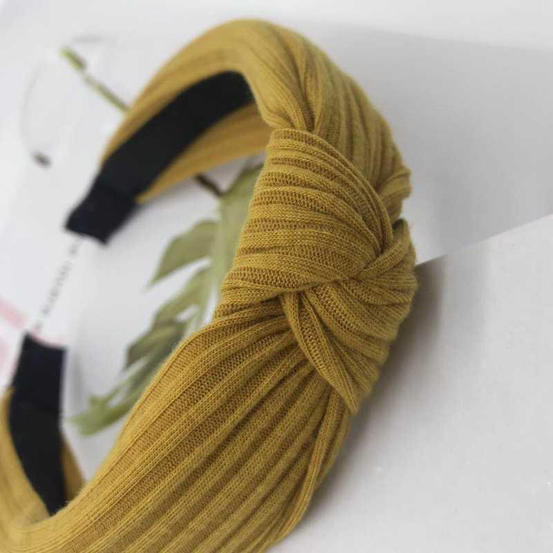 Топ повязка-Тюрбан Эластичная Повязка На Голову аксессуары для волос для девочек не скользит оставаться на завязанной головке повязка для волос для женщин