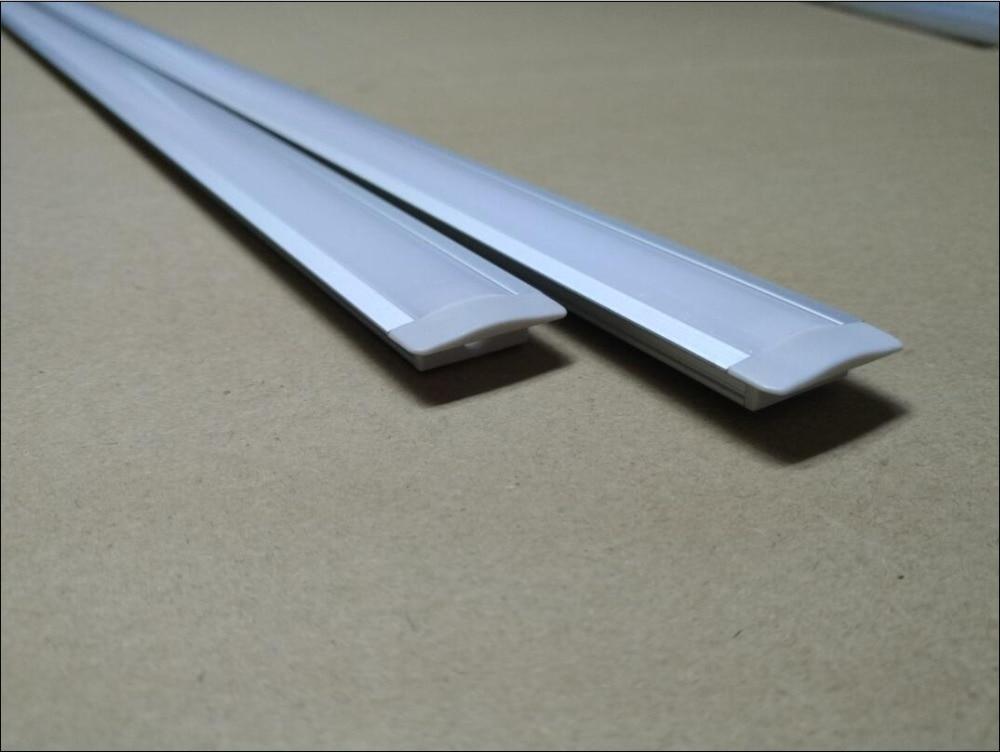 perfil de aluminio para tiras clips frete gratis venda quente 04