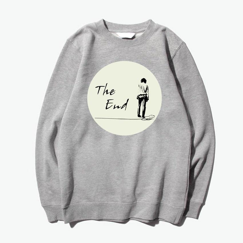 Jim Morrison the doors the end vintage fashion Hoodies Sweatshirts