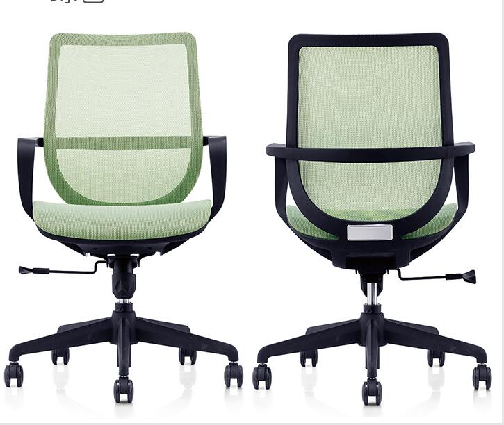 Купить с кэшбэком Simple design office chair Creative company conference chair swivel chair home full mesh breathable computer chair.