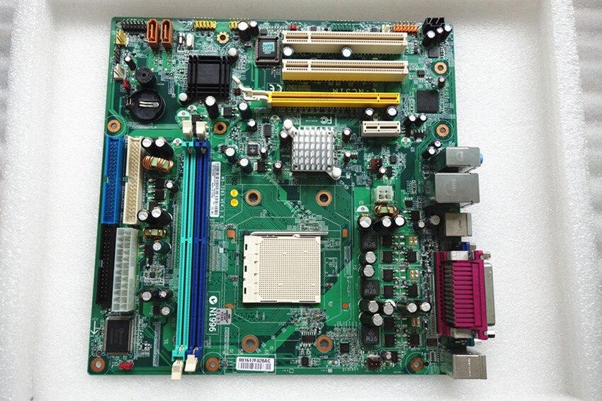 L-NC51M MS-7283 carte mère, 41X1344, 45R5317, AM2 DDR2, travail parfait