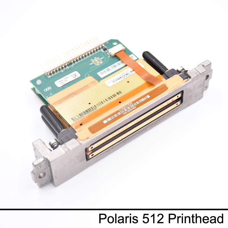 Free shipping Brand New Spectra Polaris 512 15PL 35PL Solvent Printhead Printer parts original brand new printhead for zebra 220xi4 220xiiiii 203dpi barcode printer parts dhl free shipping
