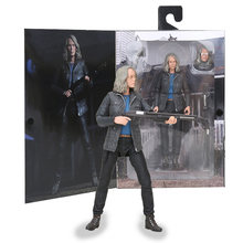 18cm neca halloween final laurie strode neca figura de ação collectible modelo brinquedos presentes do dia das bruxas(China)