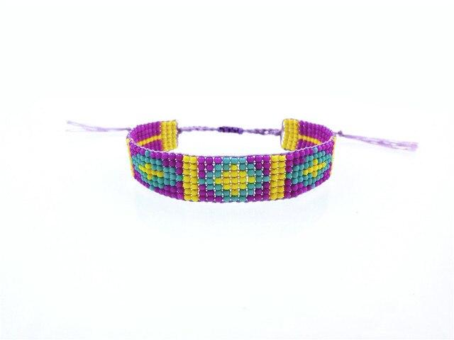Bracelet En Perle De Rocaille