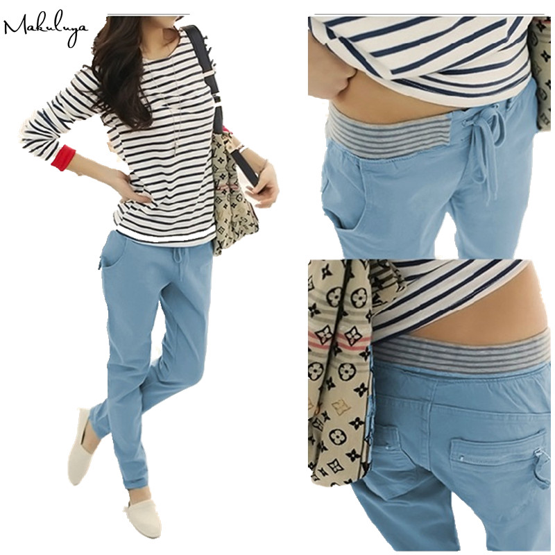 Makuluya updated 2017 better level cotton Casual pants summer women pants quality grace women trousers loose harem pant QW