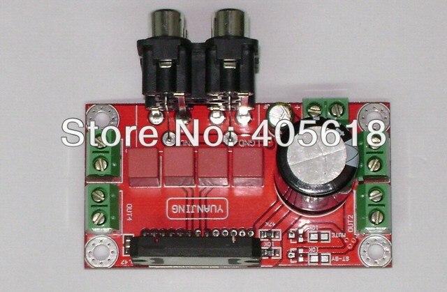 Tda7850 4 Channel Car Audio Amplifier Board Diy Kit 50w In Tool