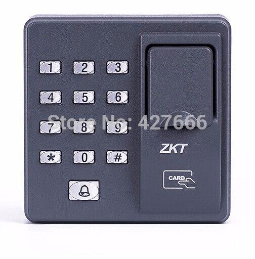 Автономный Дактилоскопические системы доступа и Фрид карты Управление доступом терминала ZK X6