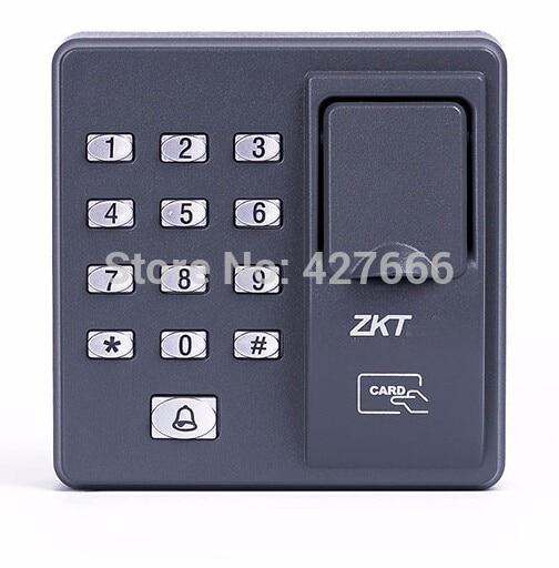 Standalone Fingerprint Access Control & FRID Card Access Control Terminal ZK X6