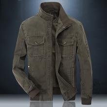 AFS JEEP marke khaki, armee grün und schwarz farben herren Business jacke mäntel plus größe M-3XL jacke männer casaco masculino 2232