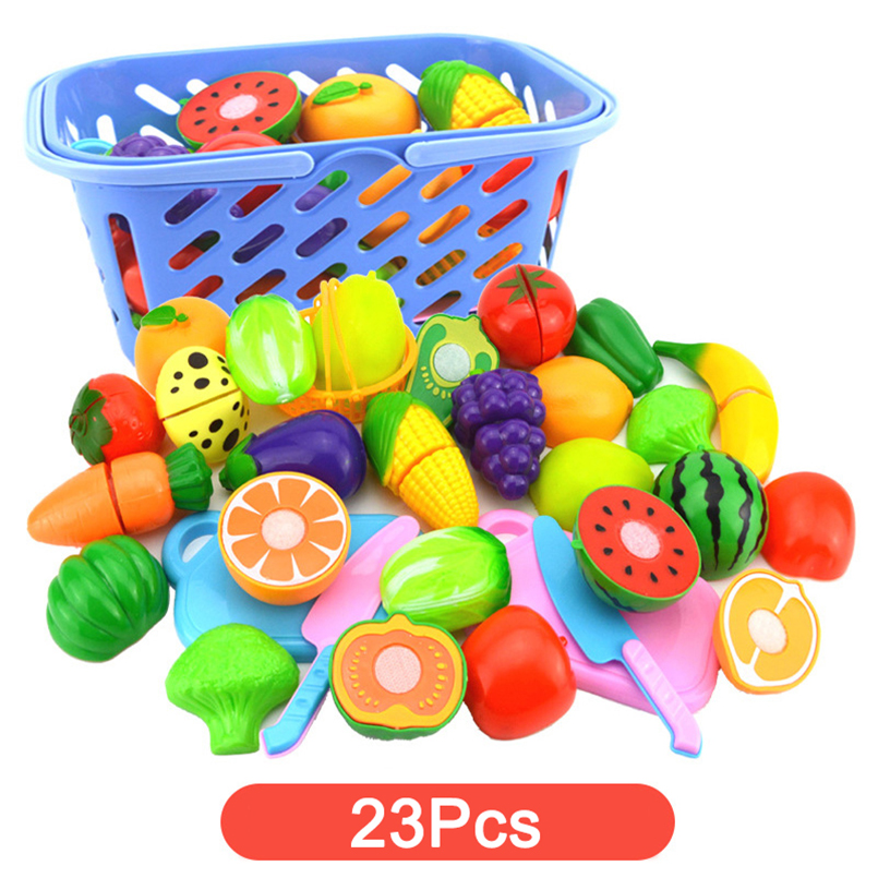 713b17436a3a Pretend Play Toys Simulation Fruit Vegetable Food Cutting Toys Children  Cosplay Educational Kitchen Toys For Children Girls Kids-in Kitchen Toys  from Toys ...