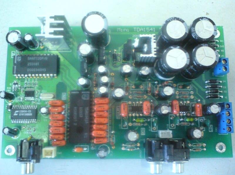 Здесь продается  DAC/TDA1541 decode board / human voice first class  Автомобили и Мотоциклы
