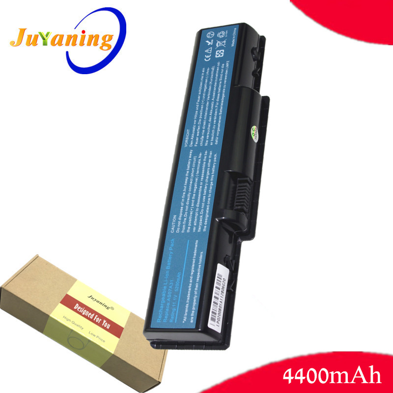 Juyaning Laptop <font><b>battery</b></font> for <font><b>acer</b></font> AS07A51 AS07A52 AS07A71 AS07A72 <font><b>AS07A75</b></font> AS2007A for Aspire 4530 4710 4710G 4710Z 4715Z Series image