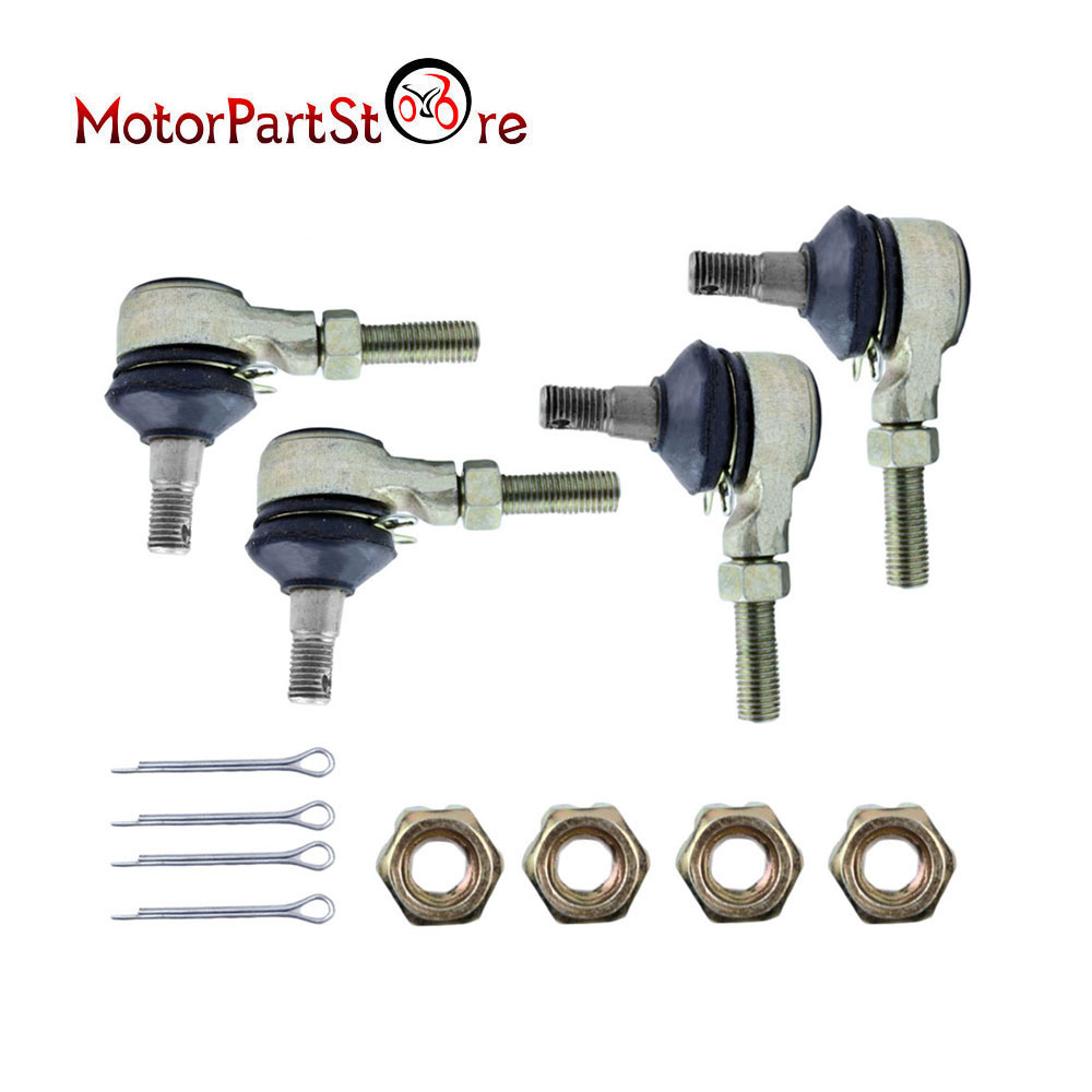 2 Sets of TIE ROD END KIT FITS YAMAHA BANSHEE 350 YFZ350 1987-1996 image